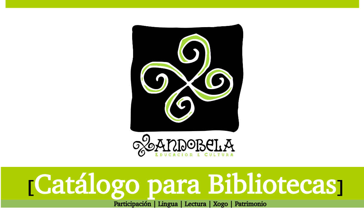 Novo catálogo de actividades para bibliotecas