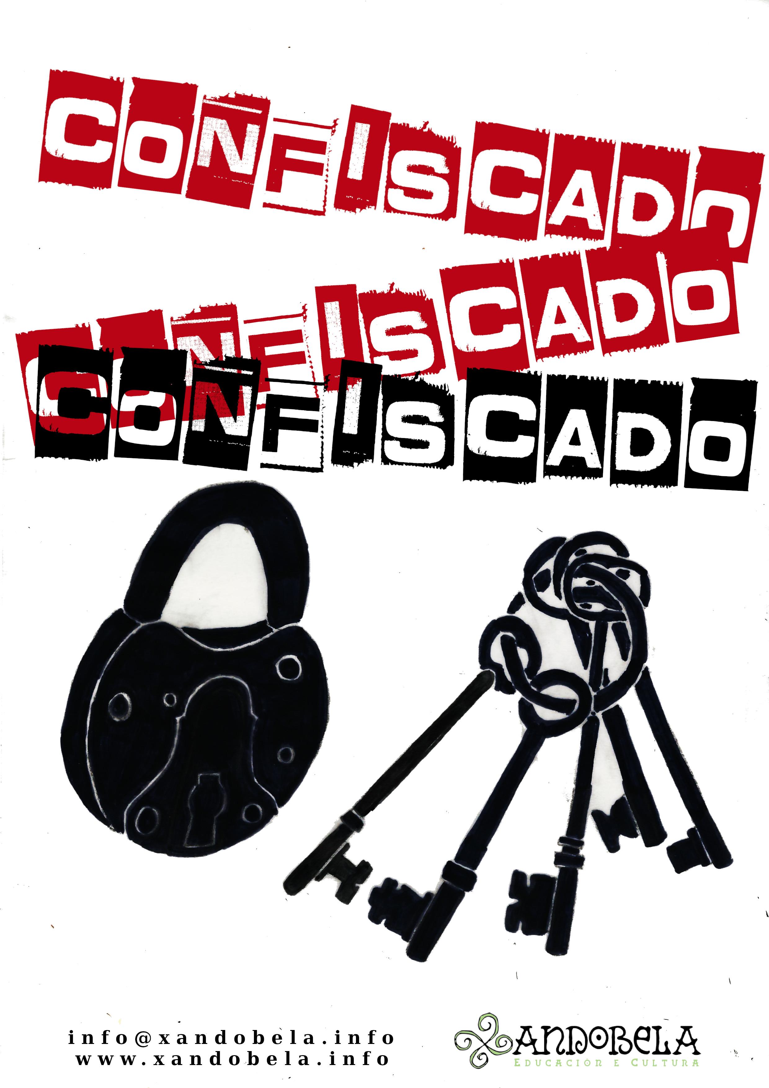 Confiscado